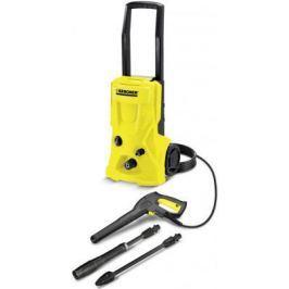 Минимойка Karcher K 4 Basic, 1800Вт, давление 20-130 бар. 420л/час, набор насадок, бытовая