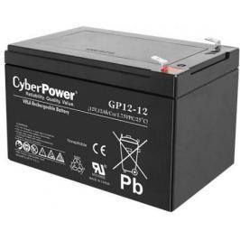 Батарея CyberPower 12V 12Ah GP12-12