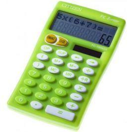 Калькулятор настольный Citizen FC-100NGR 10-разрядный салатовый
