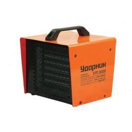 Электрический обогреватель УДАРНИК УТП 3000 3000Вт. 258 м3/ч. Для помещения. Переносной