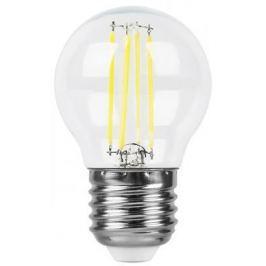 Лампа светодиодная FERON 25582 (5W) 230V E27 4000K, LB-61
