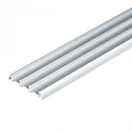 Профиль для светодиодных лент Uniel UFE-A08 Silver