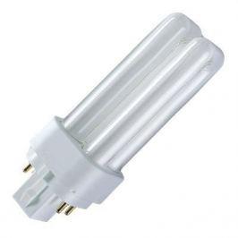 Лампа OSRAM DULUX D/E 18W/830 G24q-2 компактная 4050300327211