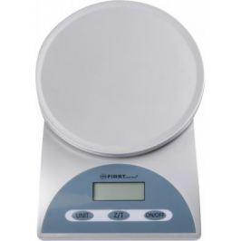 Весы кухонные First FA-6405 серый