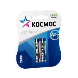 Батарейка КОСМОС R03 AAA (блистер 2шт)
