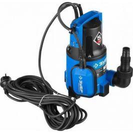Насос ЗУБР НПЧ-Т3-750 профессионал т3 погружной дренажный для чистой воды dчастиц до 5мм 750Вт 210