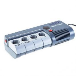 Стабилизатор RUCELF SRW-1000-D однофазный, цифровой 220В 1000ВА вх.:140-260В