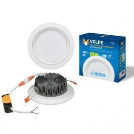 Встраиваемый светодиодный светильник (UL-00001623) Volpe ULM-Q235 24W/DW