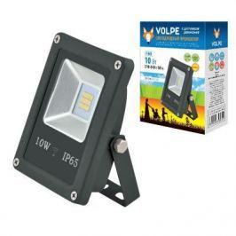 Прожектор светодиодный (UL-00001910) Volpe 10W ULF-Q509 10W/DW Sensor IP65 210-240B Black