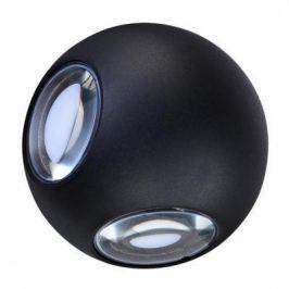 Уличный светодиодный светильник Donolux DL18442/14 Black R Dim