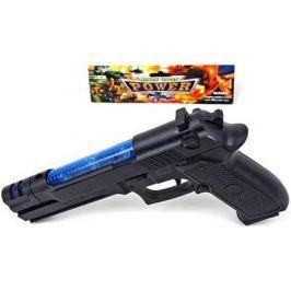 Пистолет Наша Игрушка Пистолет черный 17-001