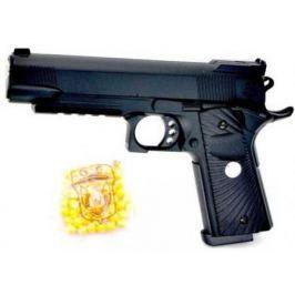 Пистолет Наша Игрушка Пистолет черный 2036
