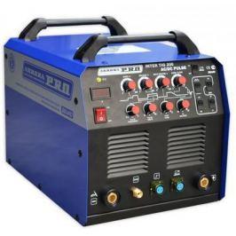 Инвертор сварочный AURORA PRO INTER TIG 200 AC/DC PULSE Mosfet 6.2кВт 220В TIG/MMA 10-200А
