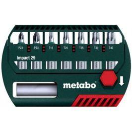 Набор бит METABO 628849000 ударных Impact8шт. длина29мм