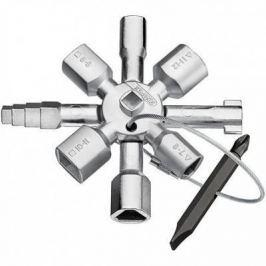 Ключ шкафной KNIPEX KN-001101 (5 / 12 мм) 92 мм