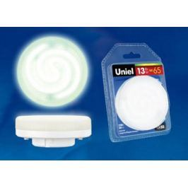 Лампа энергосберегающая UNIEL ESL-GX53-13/2700/GX53 GX53 13Вт 2700К