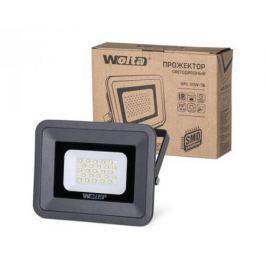 Светодиодный прожектор WOLTA WFL-20W/06 5500K, 20 W SMD, IP 65,цвет серый, слим