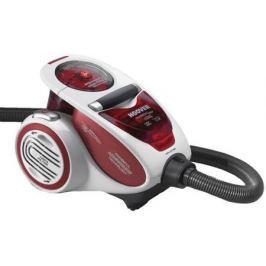 Пылесос Hoover TXP1510 019 сухая уборка красный серый