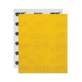 Лист шлифовальный FIT 38156 бум.финская осн. алюм.-окс. профи 230 х 280мм (р 120) 10 шт