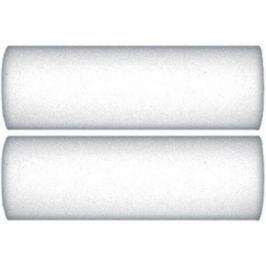 Ролик FIT 02815 и поролон.высокой плотности белые профи 2шт 180мм