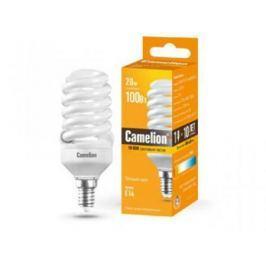 Лампа энергосберегающая CAMELION LH20-FS-T2-M/827/E14 20Вт 220в