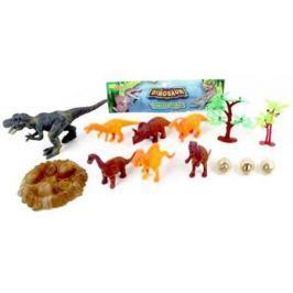 Набор фигурок Наша Игрушка Мир Динозавров 66650