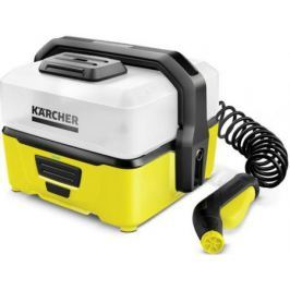 Минимойка Karcher OC 3, давление пара 4 бар, забор воды из ёмкости