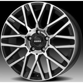 Диск MOMO Revenge 7xR16 5x114.3 мм ET40 Matt Black-Polished WRVE70640514ZL