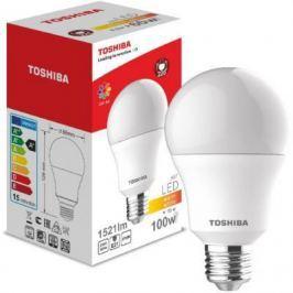 Лампа светодиодная груша Toshiba 00101315131A E27 100W 2700K