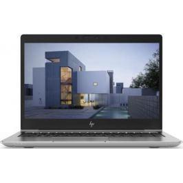 """HP ZBook 14u G5 Core i7-8550U 1.8GHz,14"""" FHD (1920x1080) AG,AMD Radeon Pro WX3100 2Gb GDDR5,8Gb DDR4(1),256Gb SSD Turbo,50Wh LL,FPR,1.5kg,3y,Gray,Win10Pro"""