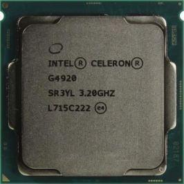 Процессор Intel Celeron G4920 3.2GHz 2Mb Socket 1151 OEM