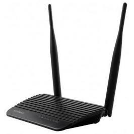 Беспроводной маршрутизатор Edimax BR-6428NS V4 802.11bgn 300Mbps 2.4 ГГц 4xLAN черный