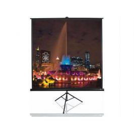 """Экран напольный Elite Screens T85UWS1 85"""" 1:1 152x152cm тринога MW черный"""