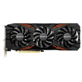 Видеокарта 8192Mb Gigabyte GeForce GTX1070Ti GAMING PCI-E 256bit GDDR5 DVI HDMI DP GV-N107TGAMING-8GD Retail