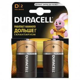 Батарейка DURACELL LR20-2BL NEW D 1.5В (цена за шт, в блистере 2шт)