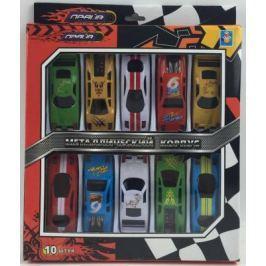 Автомобиль 1Toy Драйв цвет в ассортименте Т10338