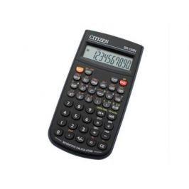 Калькулятор Citizen SR-135N питание от батареи 8+2 разряда 128 функций черный