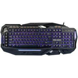 Клавиатура проводная Dialog Gan-Kata KGK-45U USB черный
