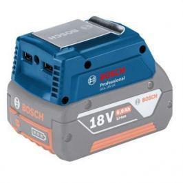 Адаптер BOSCH GAA 18V-24 USBx2 (2x2.4A или 2 x 1.2A) Порт для куртки с подогревом
