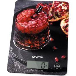 Весы кухонные Vitek VT-8032(BK) рисунок
