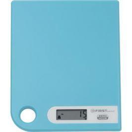 Весы кухонные First FA-6401-1 синий