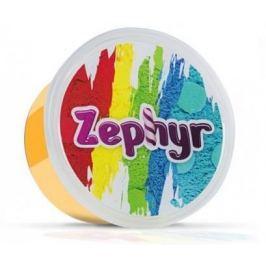 """Кинетический пластилин """"Zephyr""""-неоновый-оранжевый (0,150 кг в банке) (извините, гиперссылка на картинку отсутствует)"""