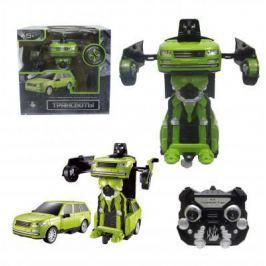 """Робот-трансформер 1Toy """"Трансботы"""" - Джип на радиоуправлении Т10866"""