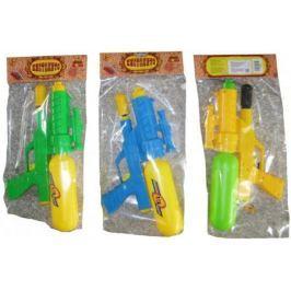 Водный бластер 1TOY Предупреждаем: Весело! желтый зеленый синий Т59456