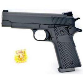 Пистолет Наша Игрушка Пистолет черный 2043