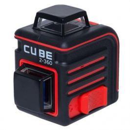 Уровень лазерный ADA Cube 2-360 Home Edition 20(70)м ±3/10мм/м ±4° лазер2