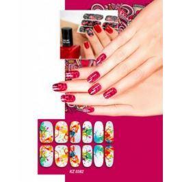 Арт-пленка для дизайна ногтей «АКВАРЕЛЬ» KZ 0382