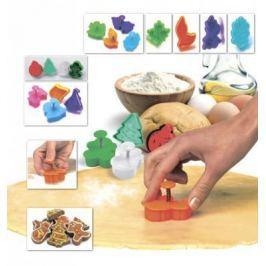 Набор форм для печенья и мастики «НОВОГОДНЯЯ СКАЗКА» TK 0219