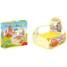 Манеж детский игровой Динозаврики, 120*100*74см, коробка