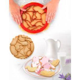 Форма для вырезания печенья «ЗООПАРК» TK 0214